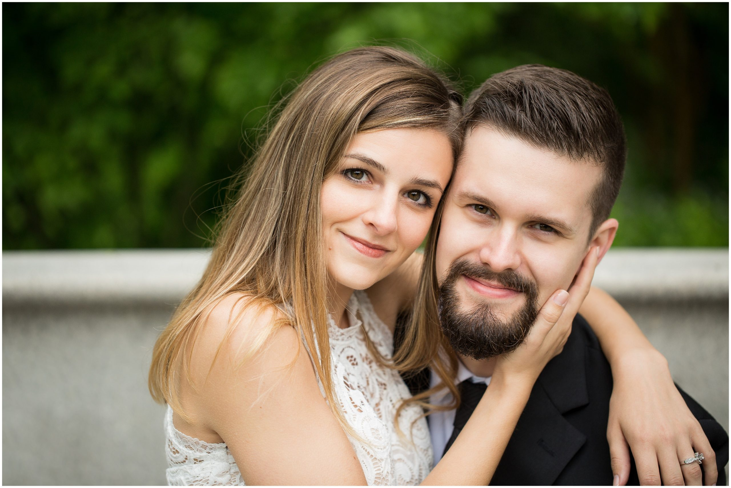 Timeless Engagement Photography