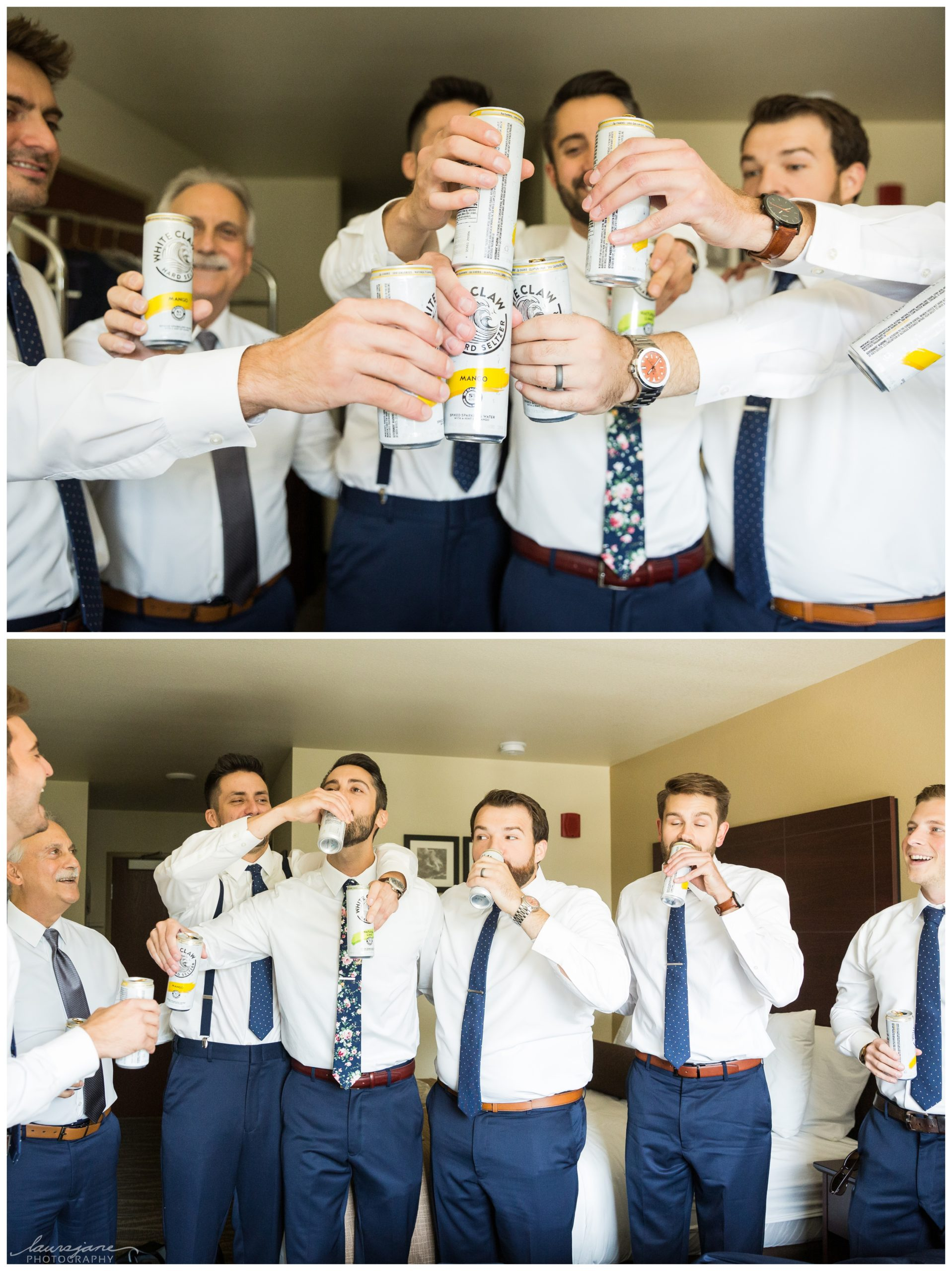 Fun Groom Prep Images