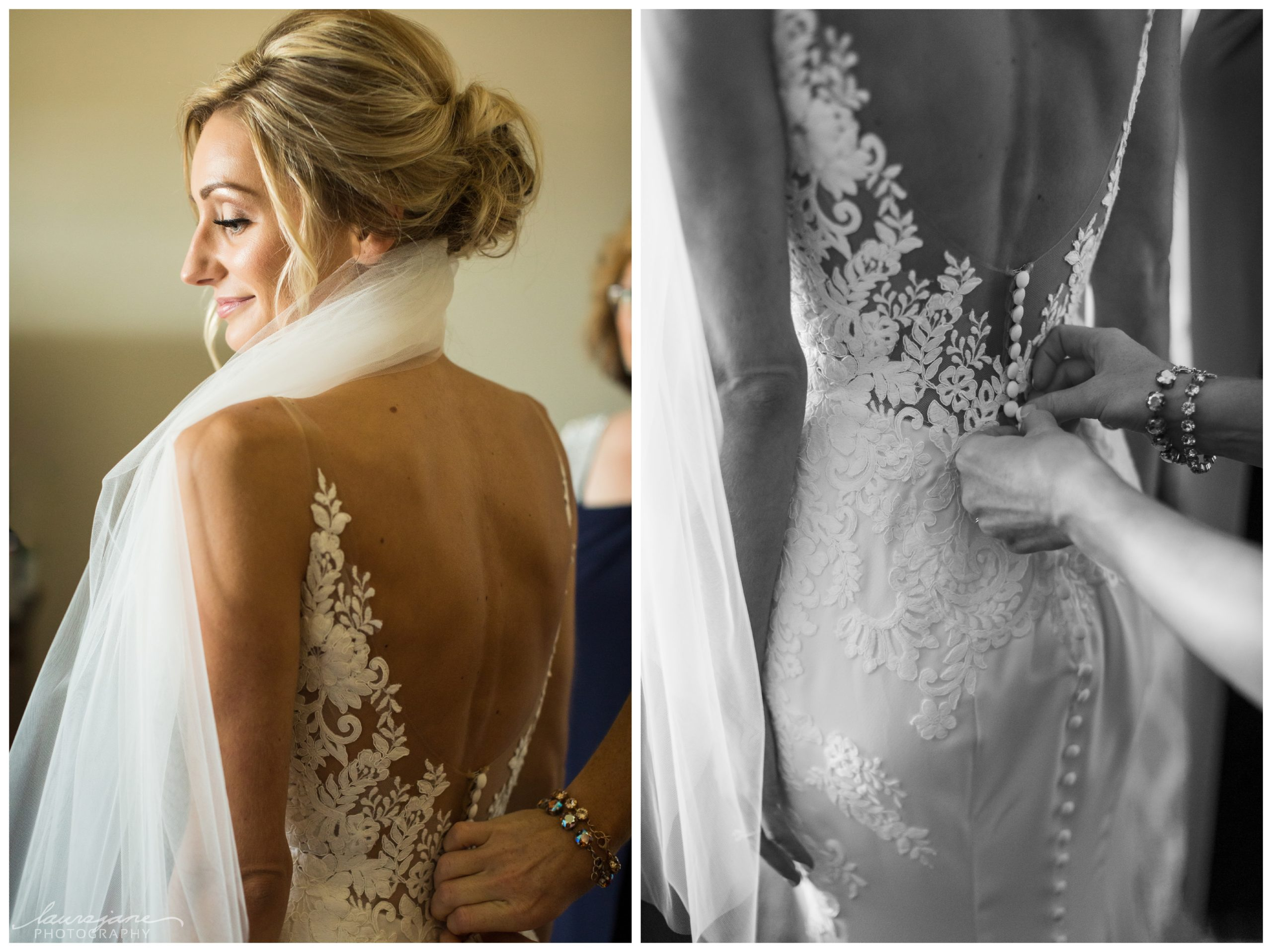 Stunning Bridal Prep Photos
