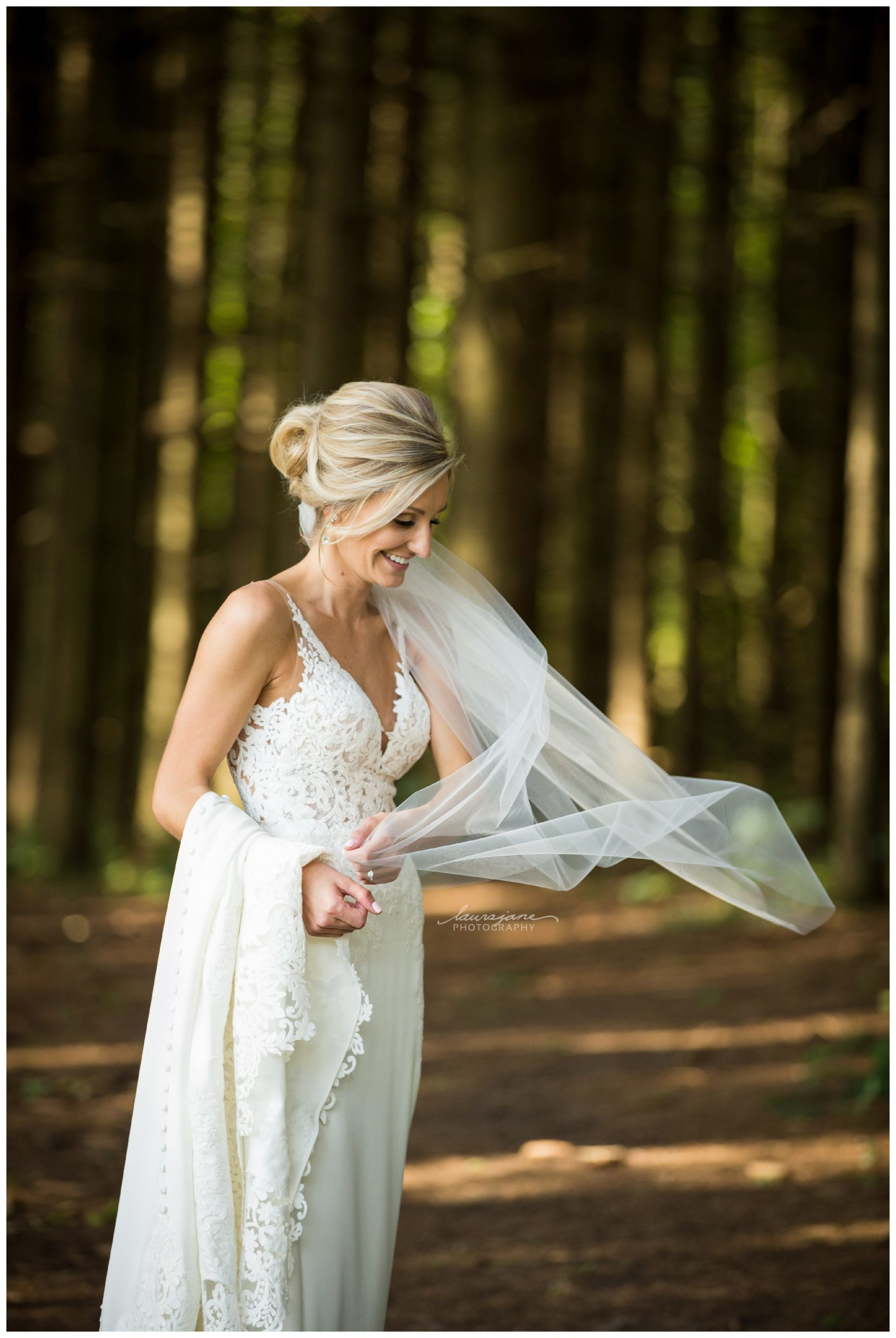 Candid Menomonee Falls Wedding Photographer