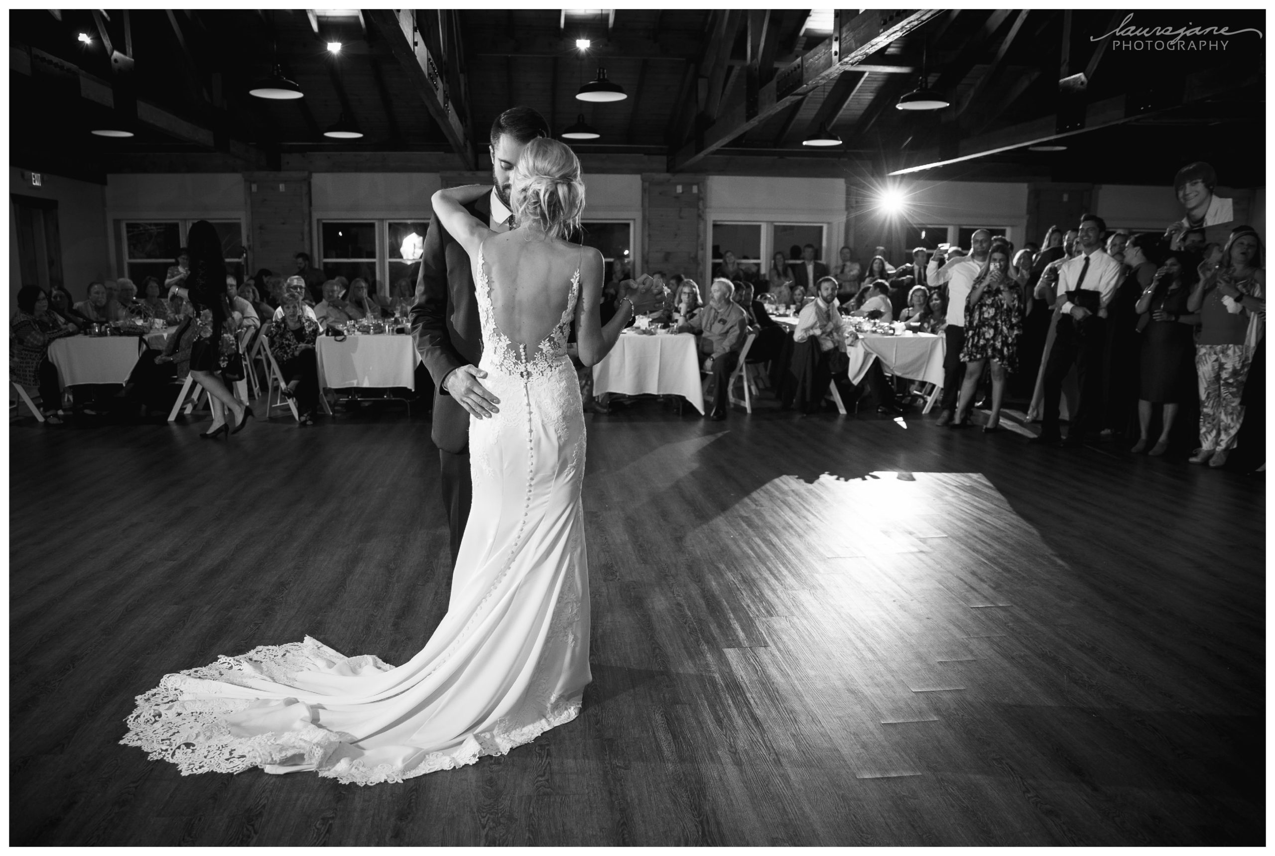 Moody First Dance Photos at Glacier Hills