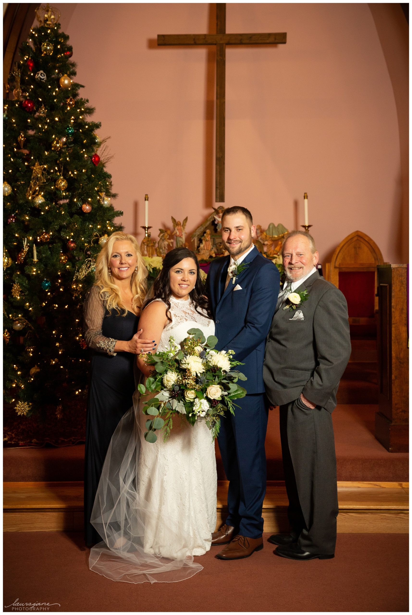 Classic Family Portraits at Weddings