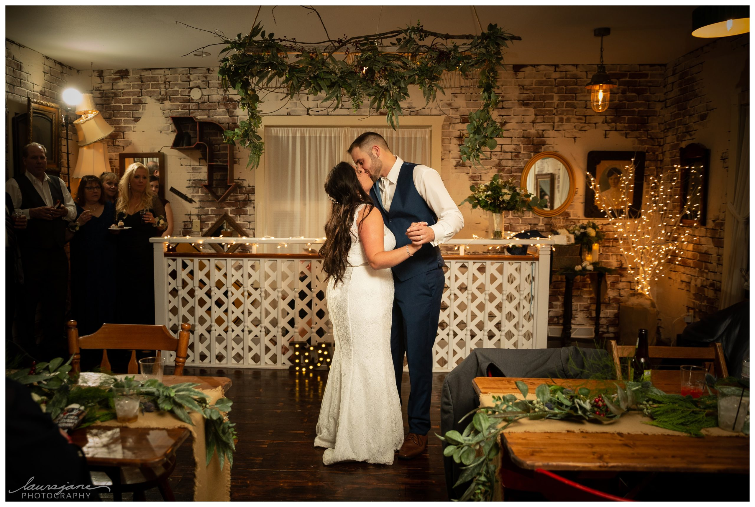 First Dance Moments at The Edwards Building of Rochester